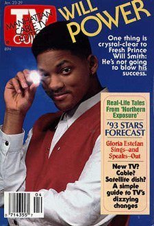 The Fresh Prince of Bel-Air wallpaper titled magazine.
