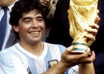diego maradona videos: