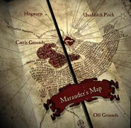 Marauders Images Marauders Map Wallpaper And Background Photos 273225