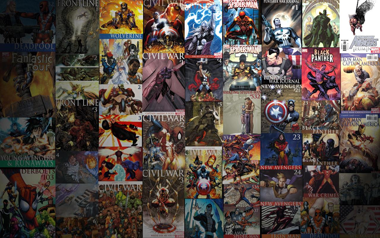 Marvel comics marvel comics