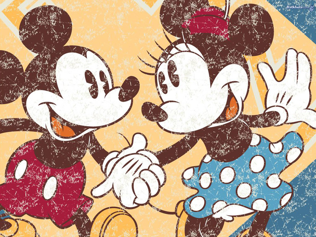 Childhood Memories Mickey N Minnie