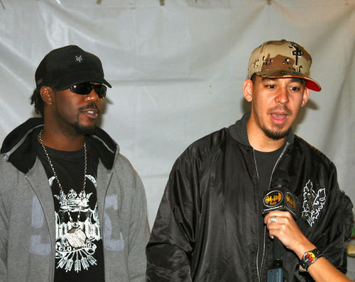 mike(fort minor)