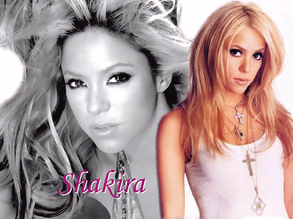 Shakira nice wallpaper