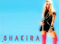 shakira - miley_fan123 wallpaper