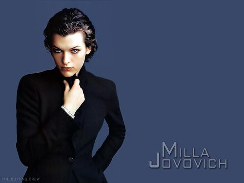 ミラ・ジョヴォヴィッチ