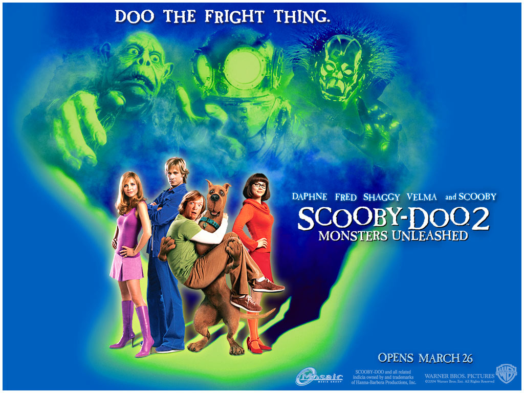scooby monsters