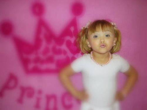 my lil princess kaylee~bug