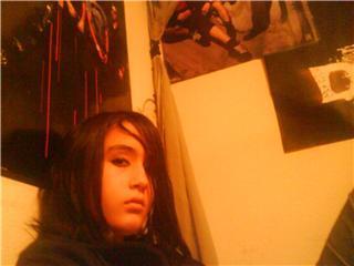 my old boring hair