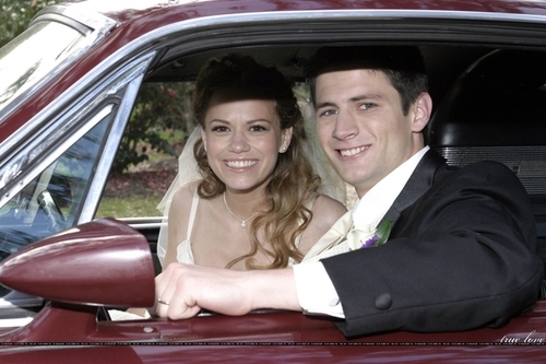 naley's wedding