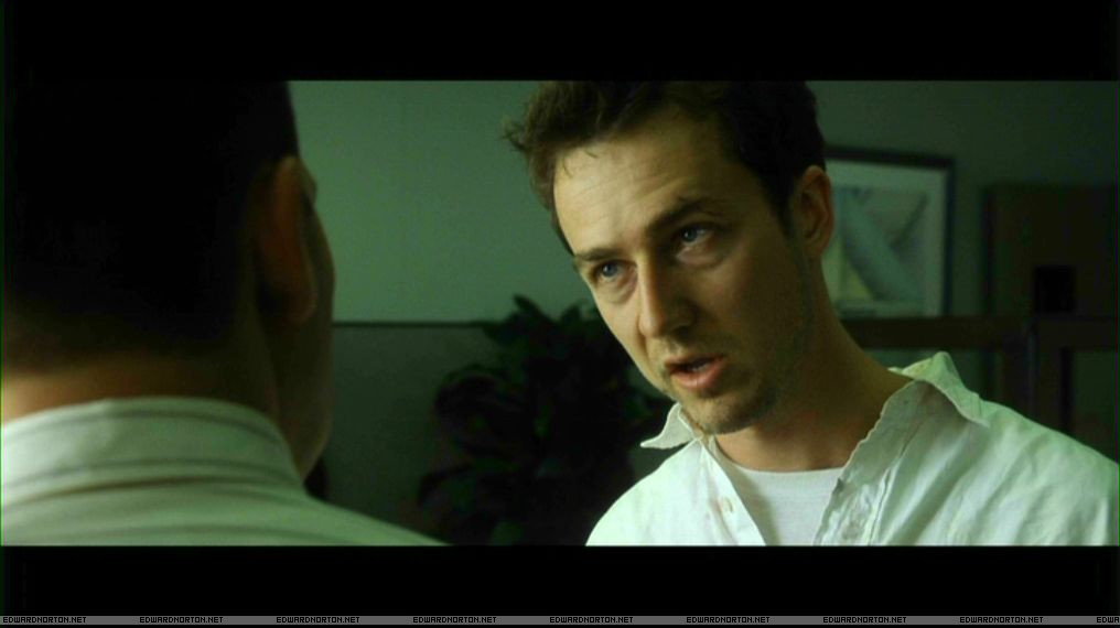 diagnosing the narrator from fight club Free essay: in the movie fight club we are introduced to an average,  based  on all of the narrator's symptoms it is clear that the narrator fits the diagnostic.