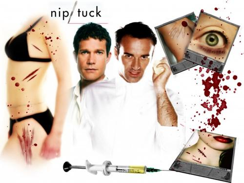 Nip/Tuck wallpaper entitled niptuck