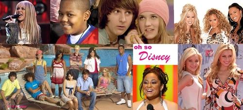 oh so Disney