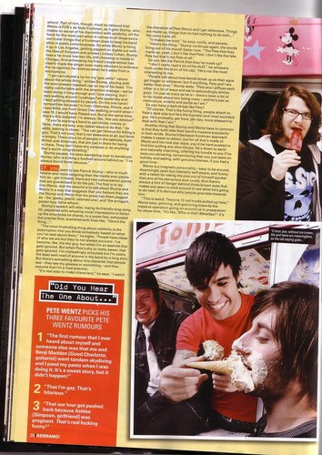 old Kerrang scans