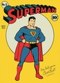 old Superman comic cover - superman photo