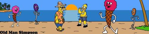 old man simpson