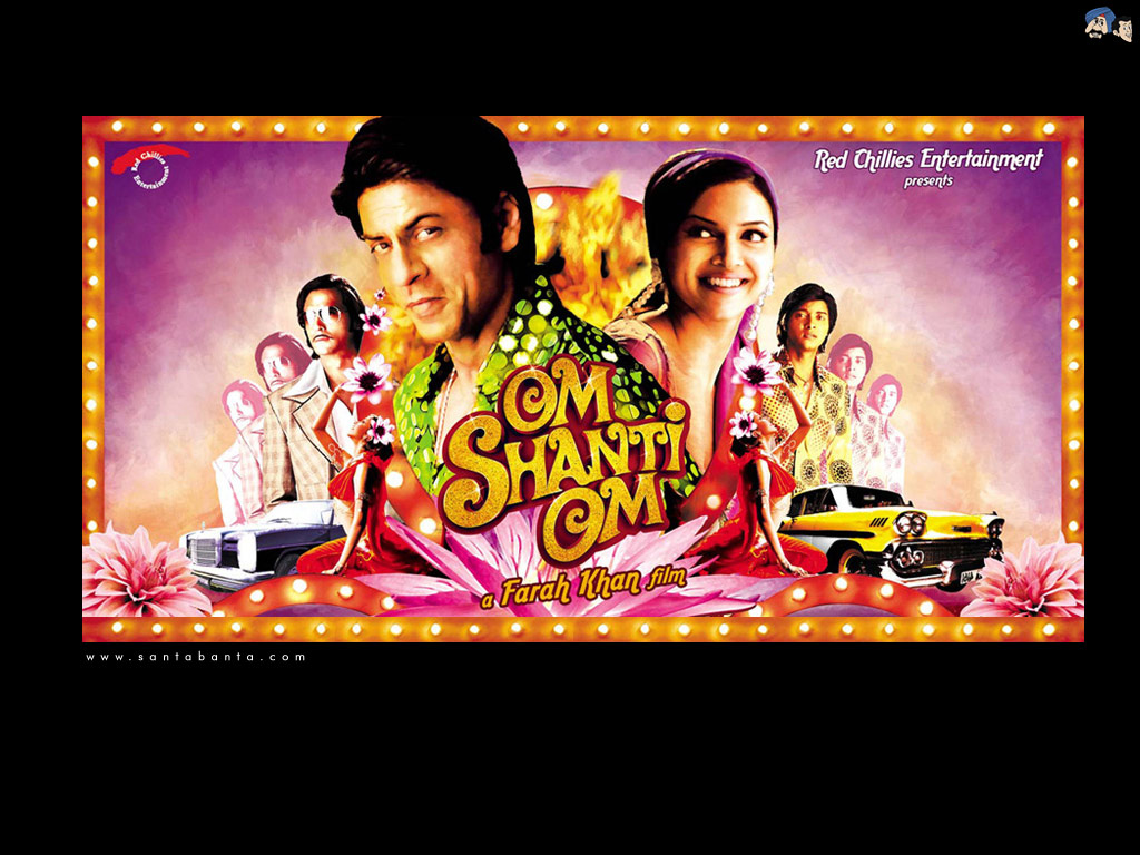 Indian Movies Images Om Shanti Om Hd Wallpaper And