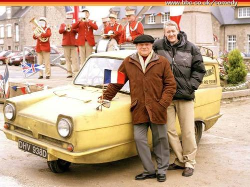 only fools and chevaux