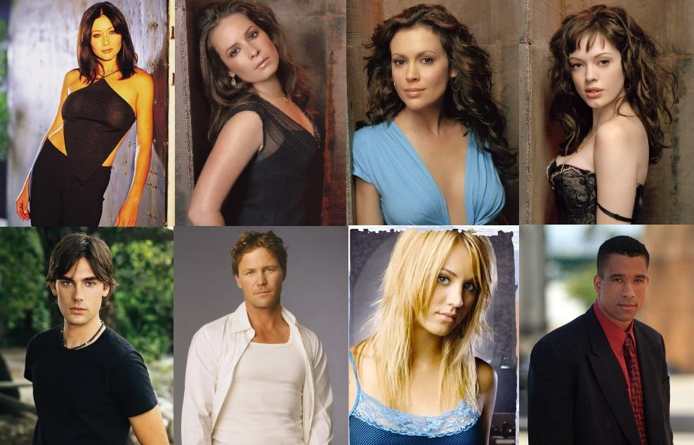 people from charmed!!