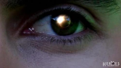 peter's eye