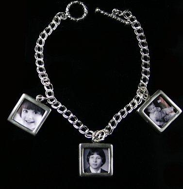 Sterling Silver تصویر Bracelet