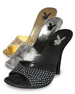 Playboy fußbekleidung, schuhe