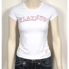playboy t-shirt - playboy Photo