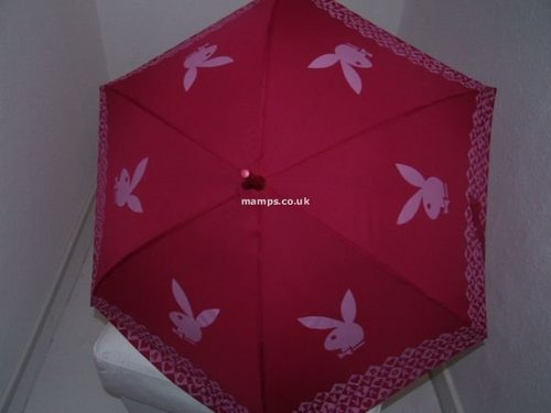 playboy umbrella