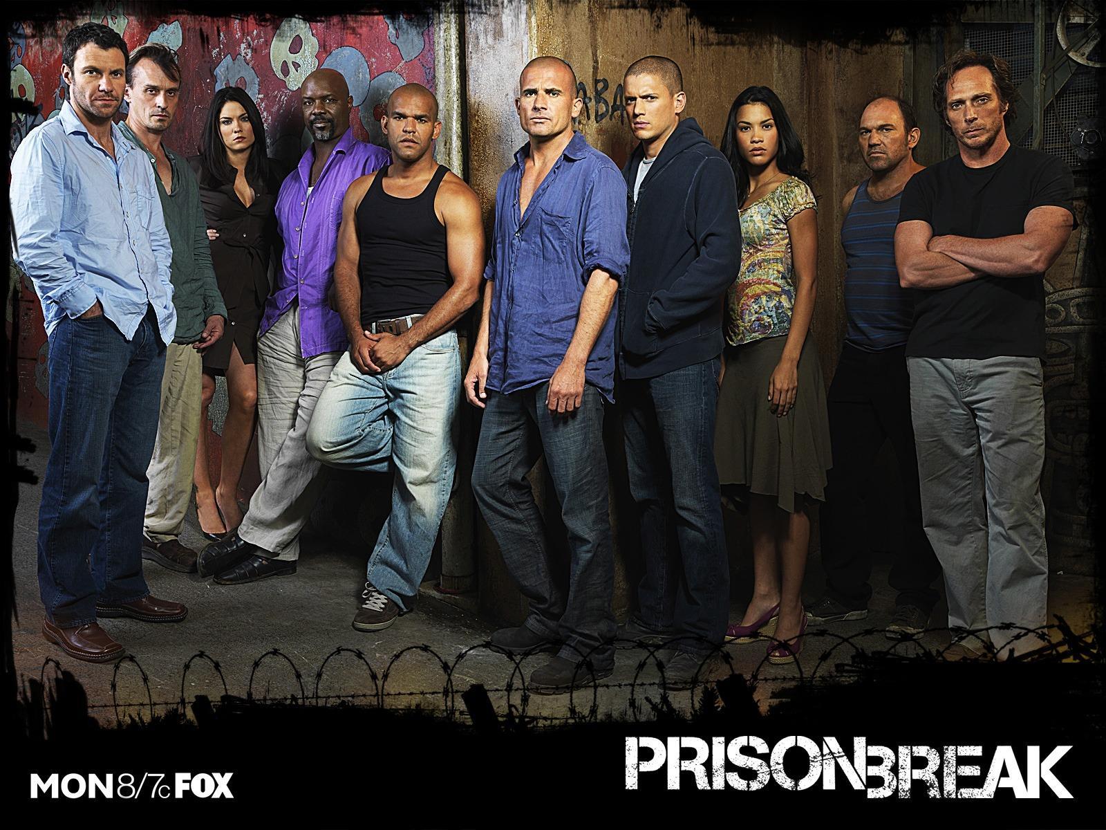 Prison Break Season 3 Prison Break Achtergrond 699632