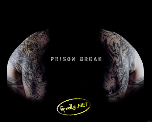 prison break tatoo
