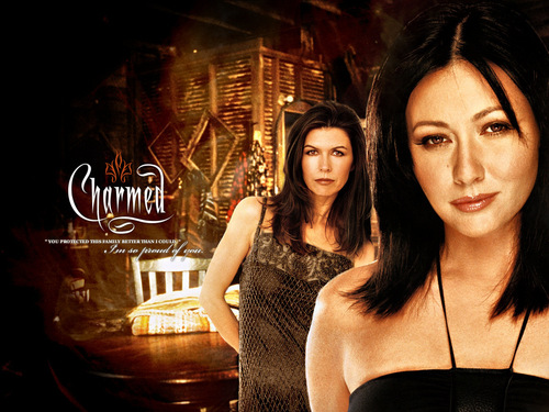 prue halliwell - shannen-doherty Wallpaper