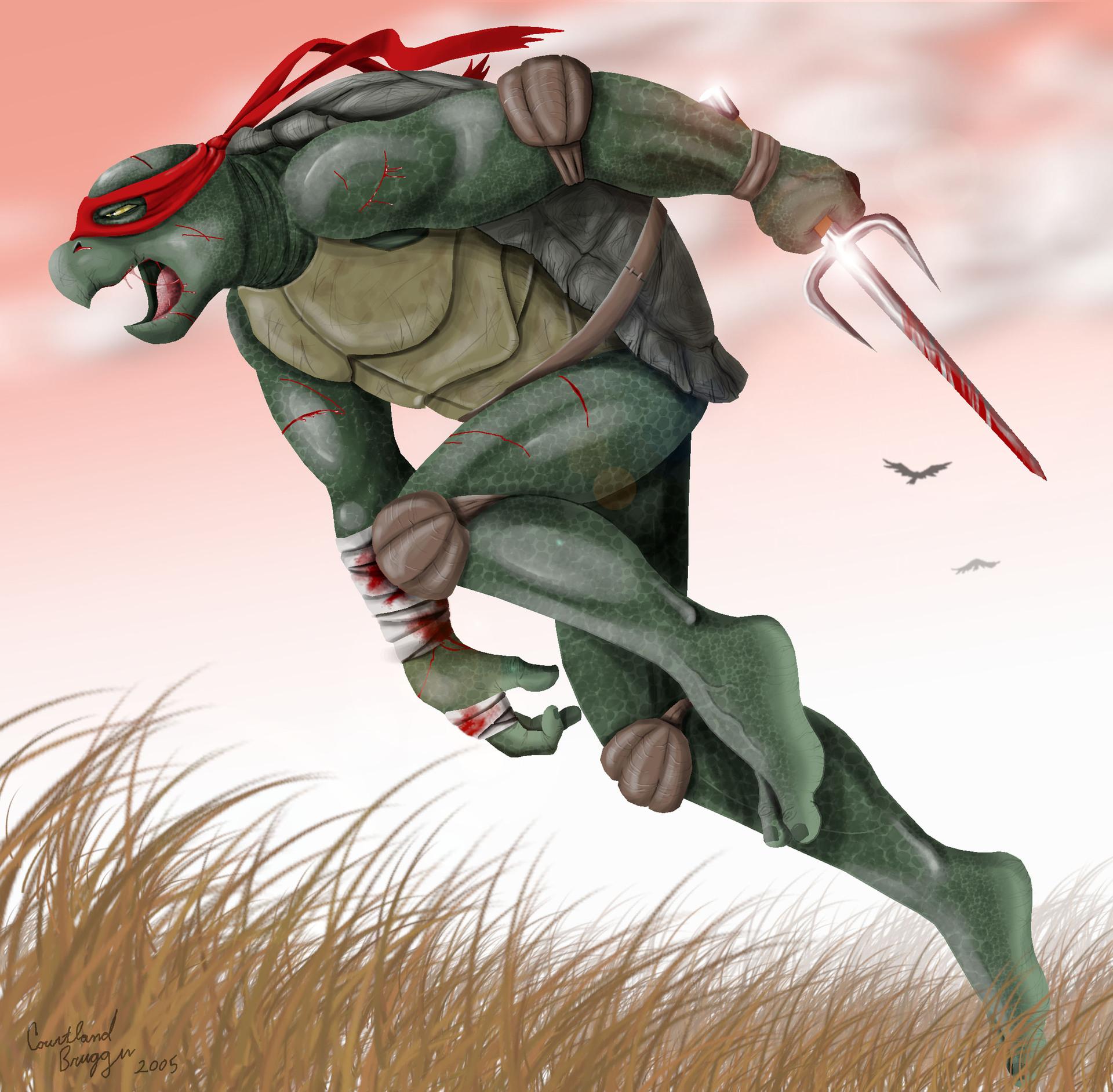 Raphael By Sabacooza Teenage Mutant Ninja Turtles Fan Art