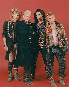 The Lost Boys Movie fond d'écran titled The Lost Boys