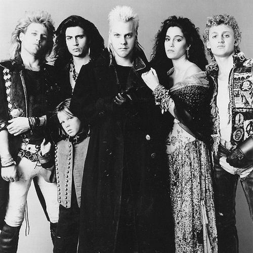 The lost Boys (and girl)