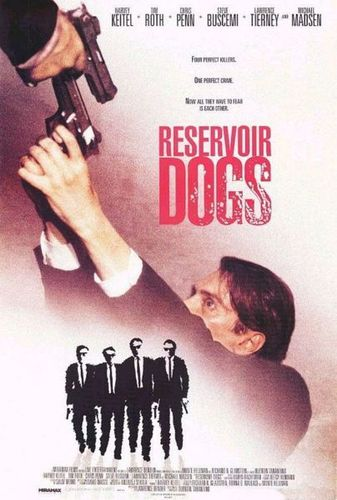 Steve Buscemi wallpaper titled reservoir dogs poster