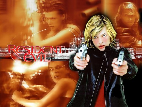 Resident Evil wallpaper entitled resident evil