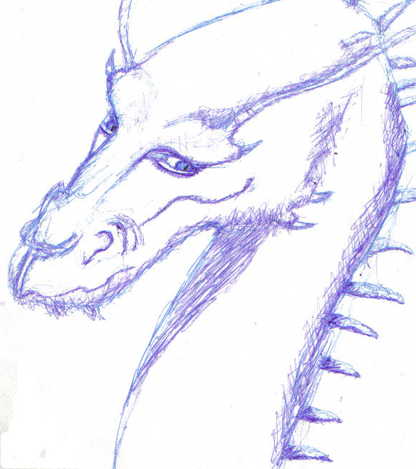 eragon drawings - photo #4