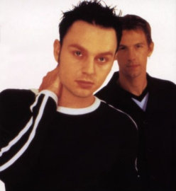 Savage Garden achtergrond entitled savage garden