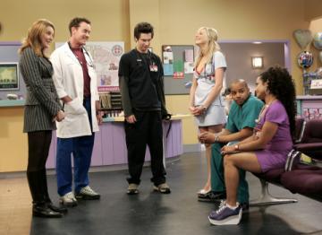 scrubs Season 4 Still