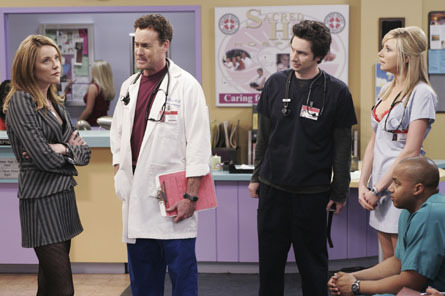 Scrubs Season 4 Still