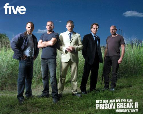 2 Сезон Prison Break