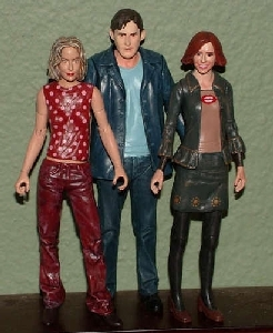 selection of buffy figures