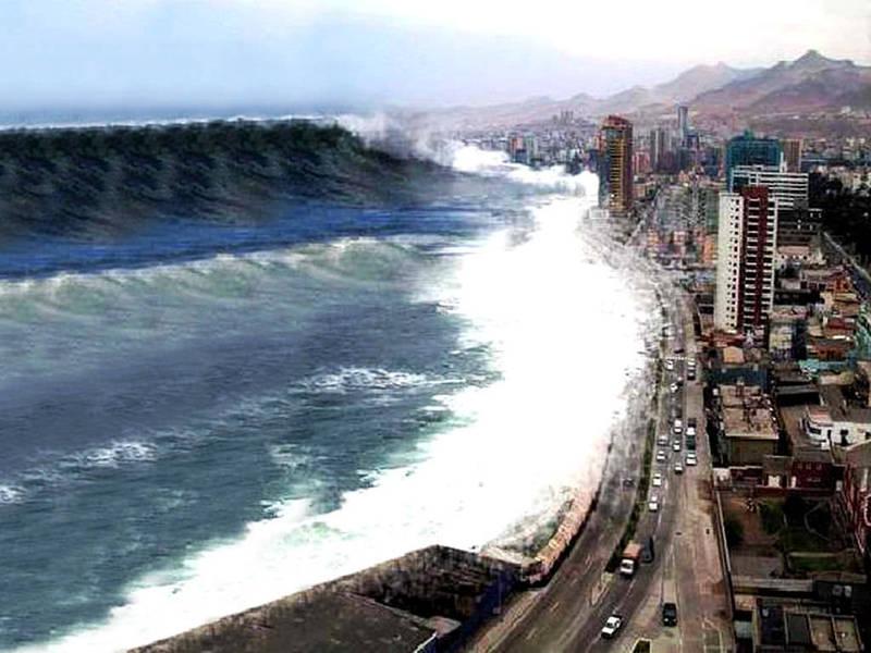 Самые разрушительные волны двух последних веков