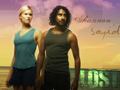 shannon&sayid - lost-couples wallpaper