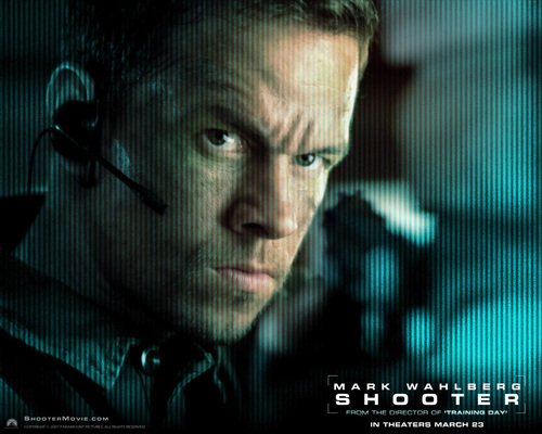Mark Wahlberg fondo de pantalla called shooter