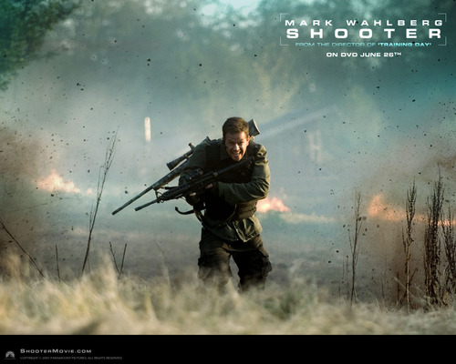 Mark Wahlberg fondo de pantalla entitled shooter