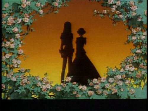 silhouette - shoujo-kakumei-utena Photo
