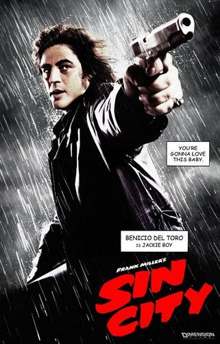 sin city posters