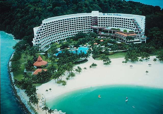 singapore - sentosa island