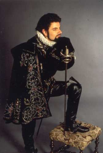 sir Edmond Blackadder - blackadder Photo