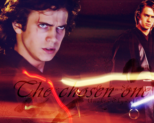 Anakin Skywalker achtergrond entitled skywalker